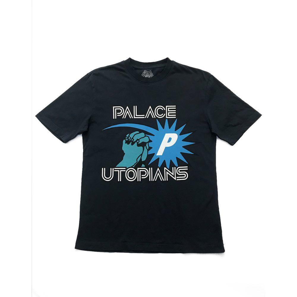 utopians_0003_Palace utopians tee navy medium used straight
