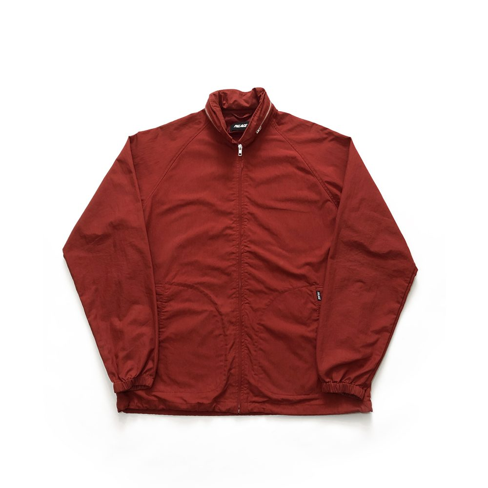 Conceal_0000_palace conceal jacket red medium used front straight copy