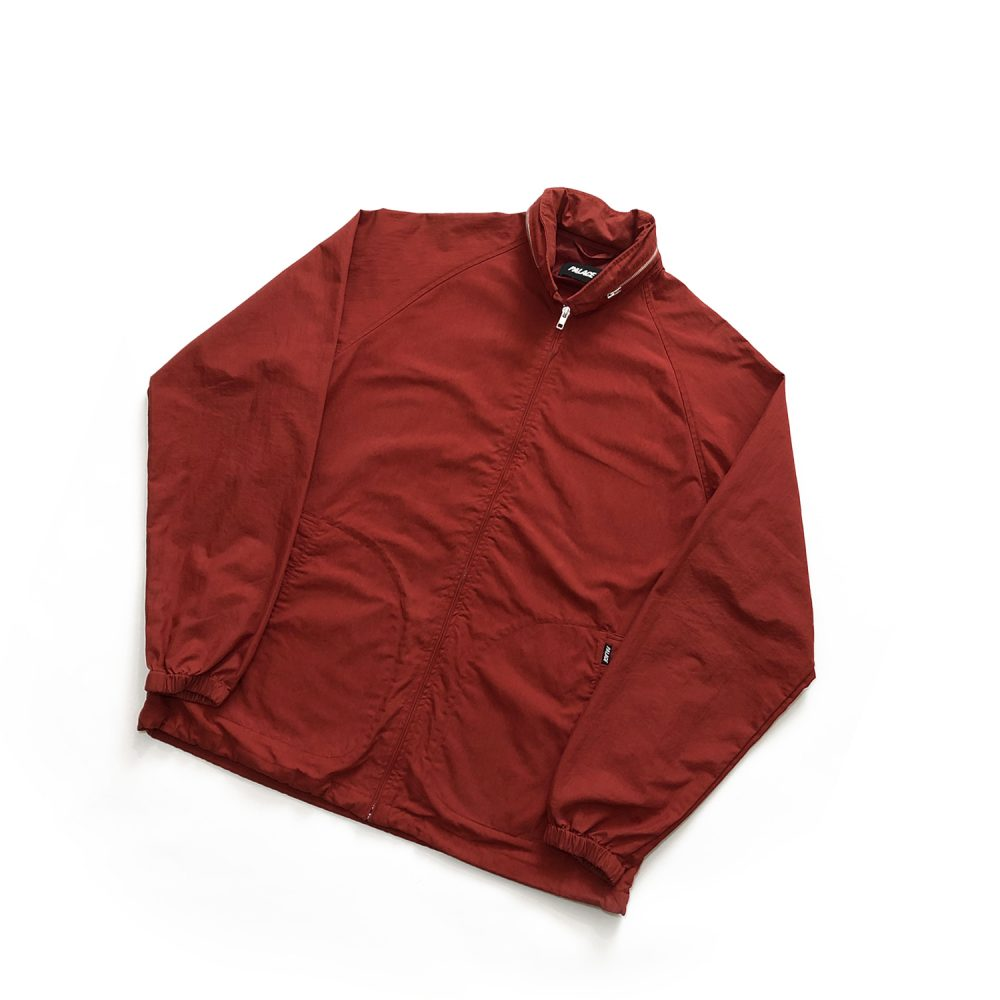 Conceal_0001_palace conceal jacket red medium used front straight
