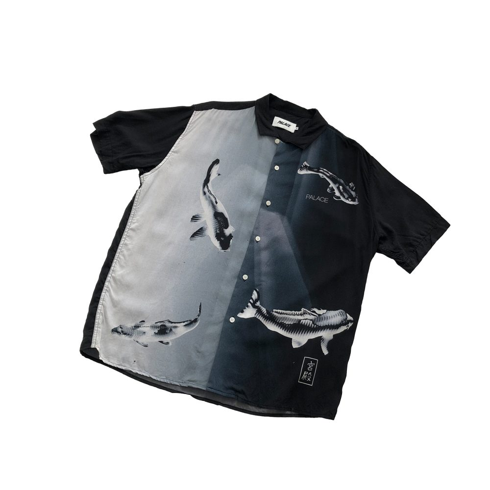 Fishy_0002_palace fishy shirt black xl used copy