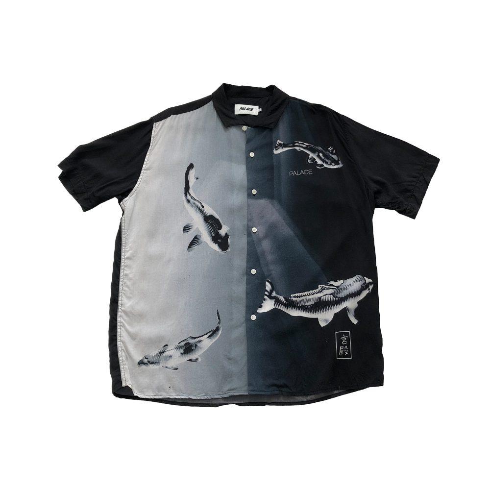 Fishy_0003_palace fishy shirt black xl used