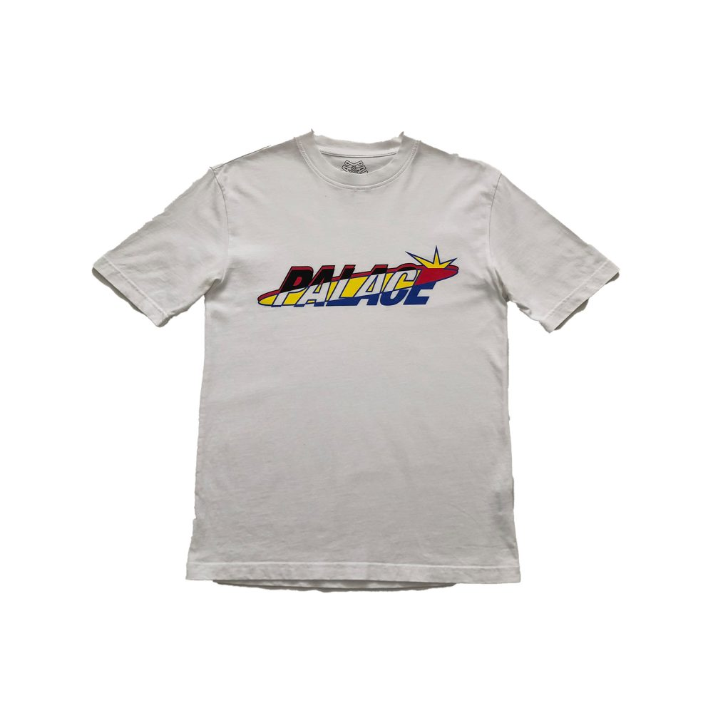 Lique_0002_palace lique tee white small used straight