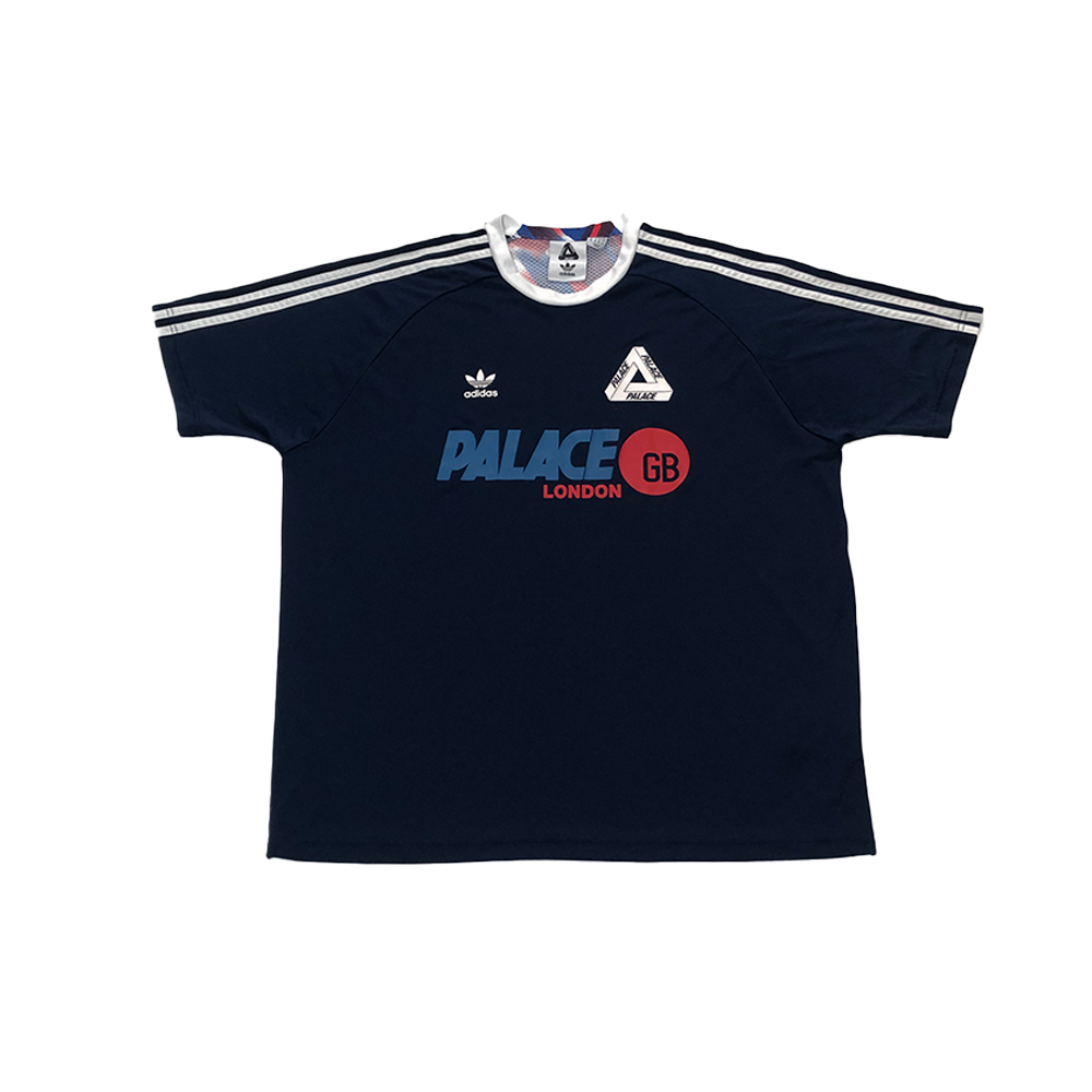 Adid_0003_palace x adidas jersey navy xl used front straight