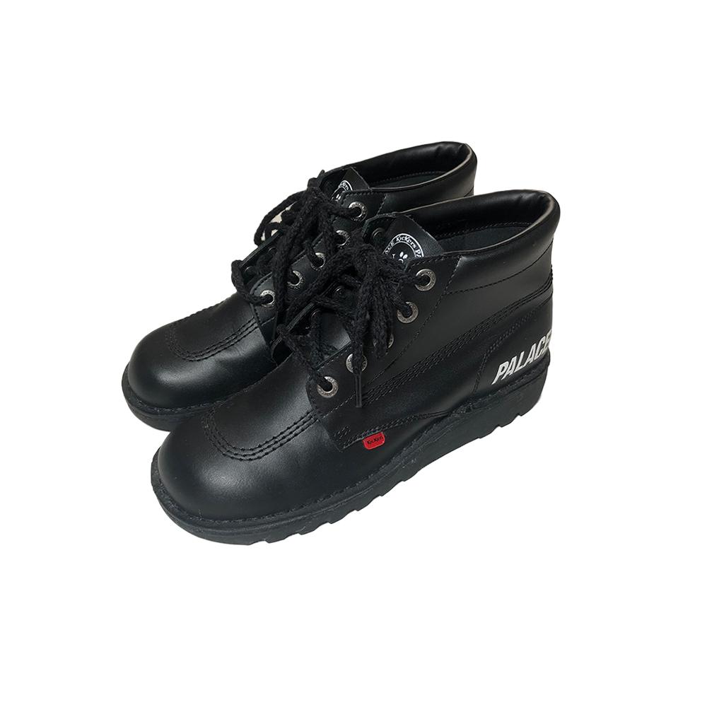 Boots_0001_palace kickers black uk8 used diag