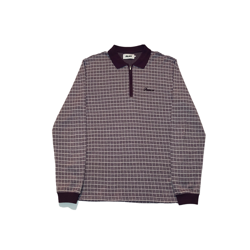 checker_0001_palace checker zip top plum medium used straight
