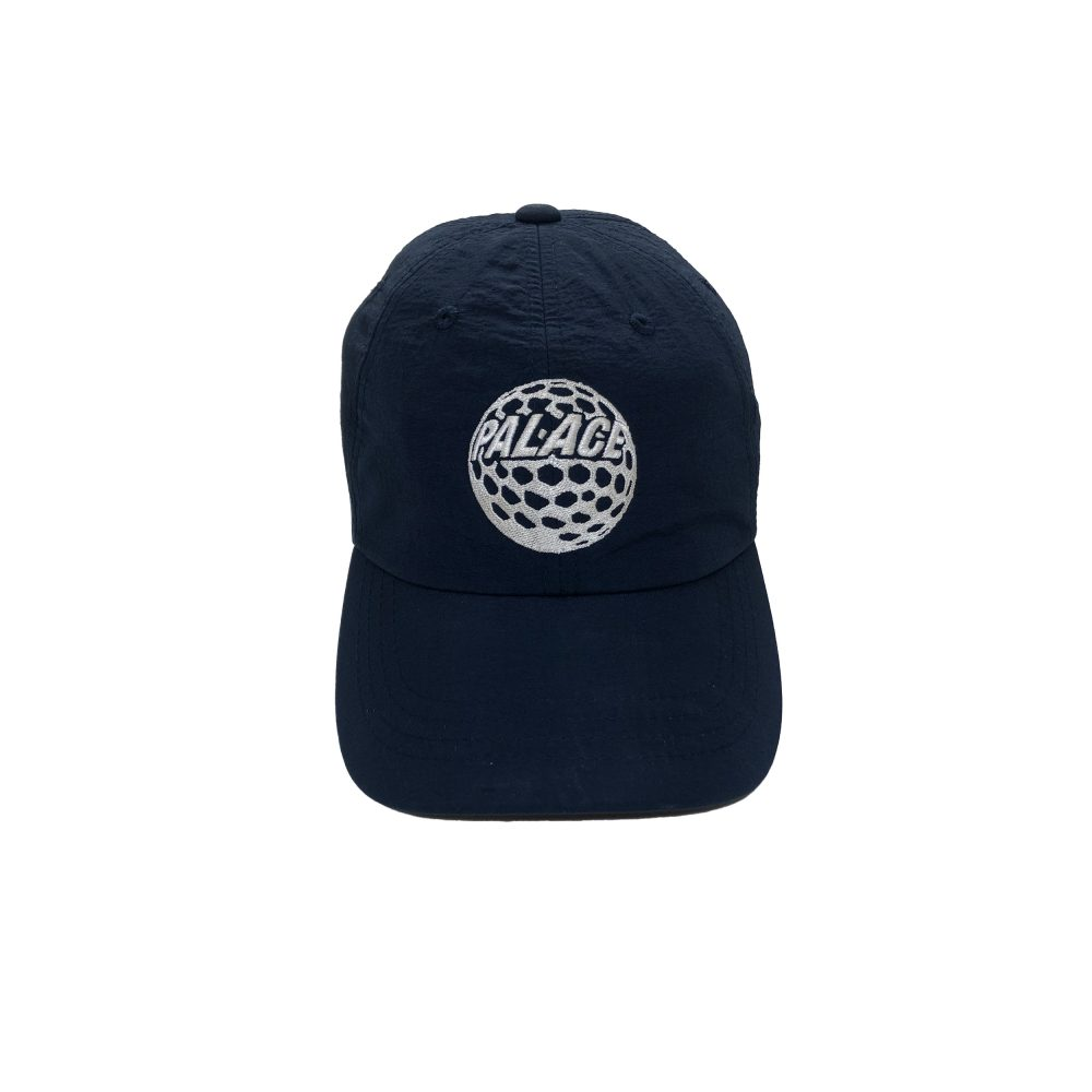 Cap_0000_palace p45 cap navy blue used straight