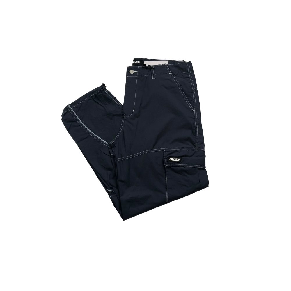 P Carp_0000_palace p-carp pants navy blue size 36 brand new
