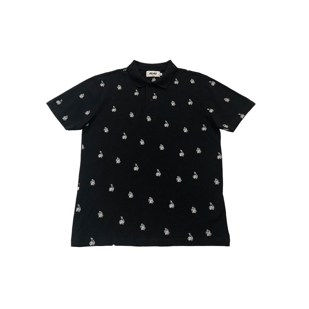 parrot_0001_palace parrot polo black large brand new straight