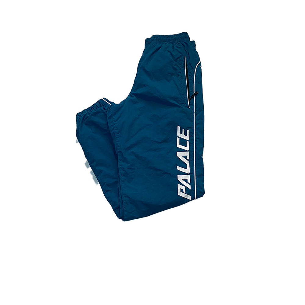 Pipe Down_0002_Palace pipe down g suit bottoms coral small used folded